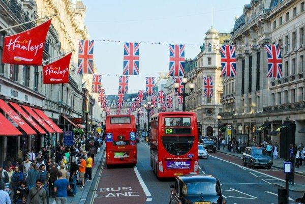 ...^^ Le Centre Ville De Londres