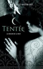 """Présentation des tomes de la série  """"La Maison De La Nuit"""""""