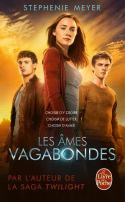 """Pésentation du livre """"Les Ames vagabondes"""""""