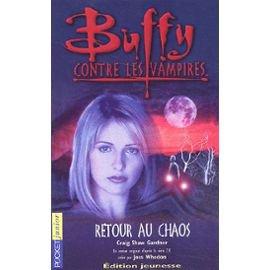 """Présentation des livres """"Buffy contre les vampires"""""""