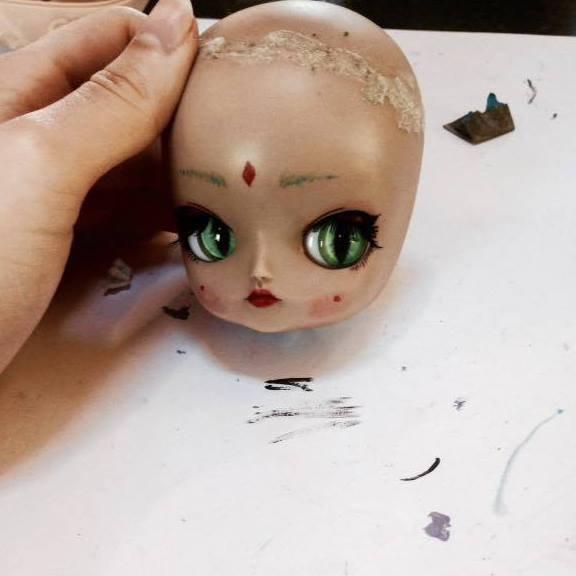 Nouveau make up pour Hinata