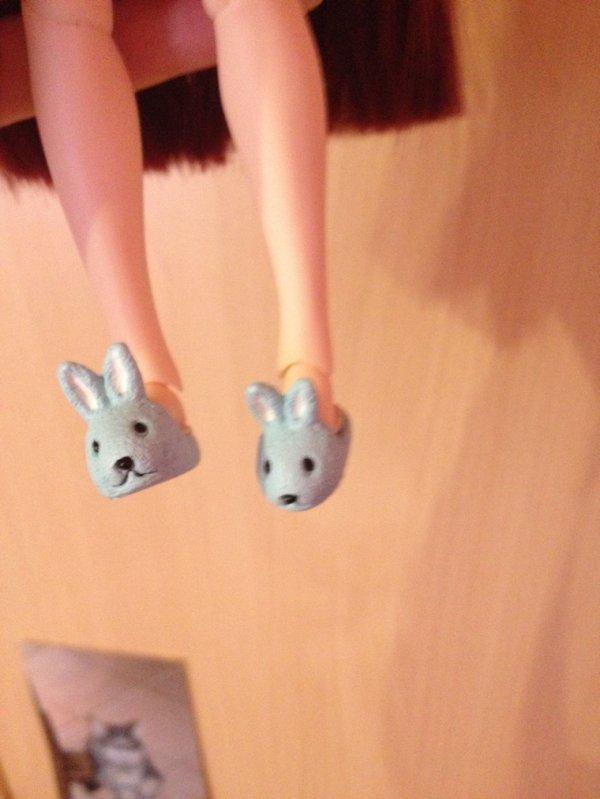 Akane a reçu de nouvelles chaussures, elle est officiellement terminé et complète♥️