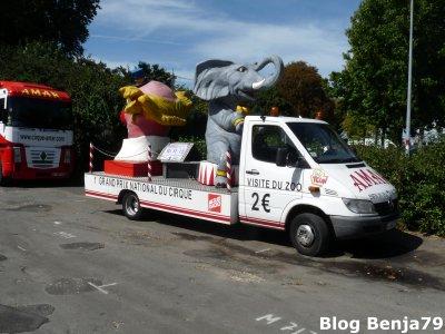 Cirque Amar - Septembre 2010 - Bourges (18)
