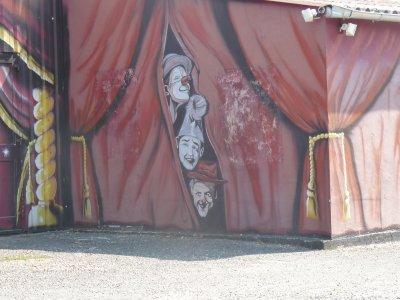 Musée du Cirque et de l'Illusion 2010 à Dampiere-en-burly