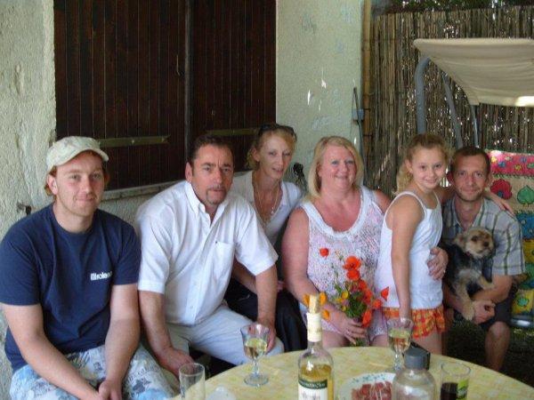 photo de famille....