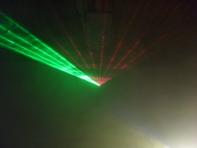 mon laser 3 couleur et 8 tir