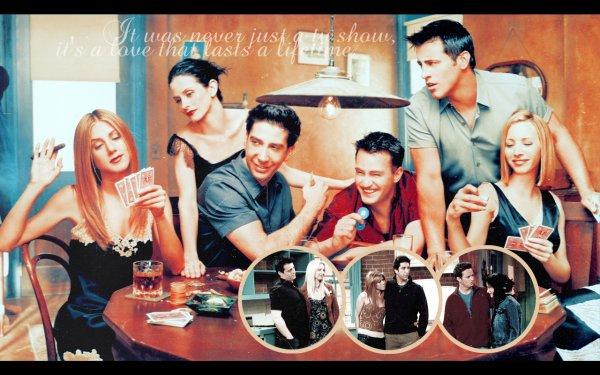 """La Meilleur Et De Loin, La Série """"Friends"""" !"""