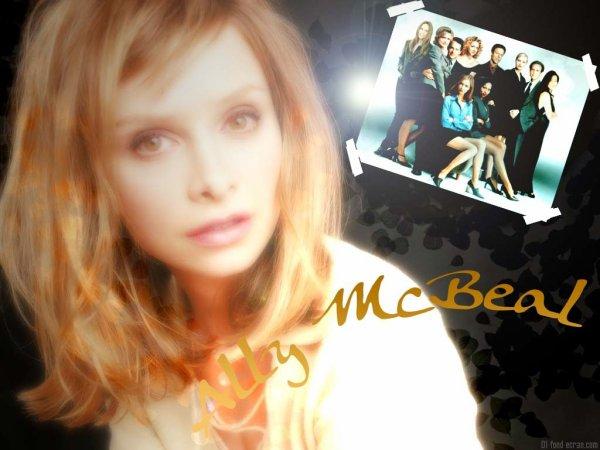 """""""Ally Mcbeal"""", Conseillé A Tous Les Fans De Barry White !"""
