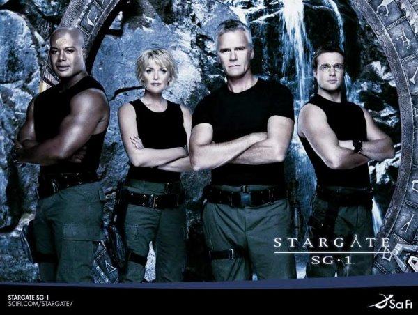 """""""Stargate Sg1"""", Pour Un Voyage A Travers La Voie Lactée !"""