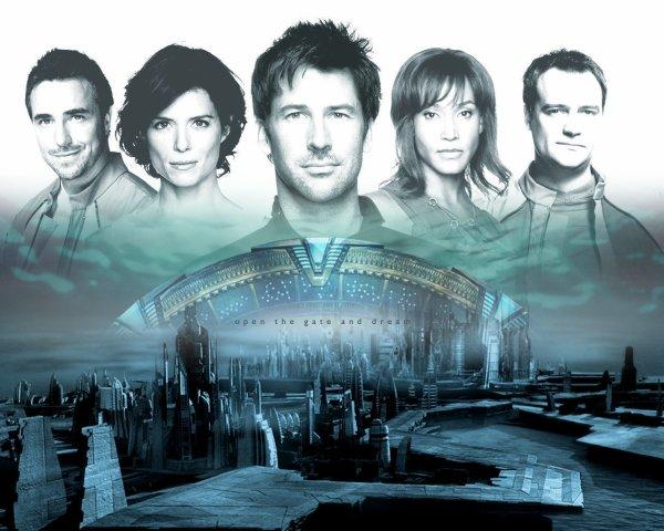 """""""Stargate Atlantis"""", Dans La Galaxie De Pégase ! (Spin Off Stargate Sg1)"""