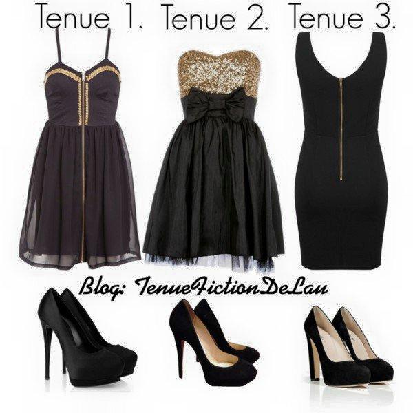 QTP : Quelle tenue préfère tu ?