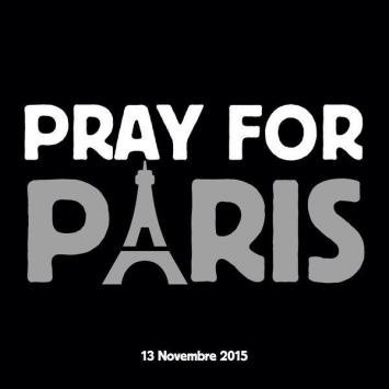 PRAY FOR PARIS ( Vendredi 13 Novembre 2015)