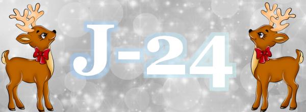 J-24. TOP 10 : Chansons de Noël préférée.