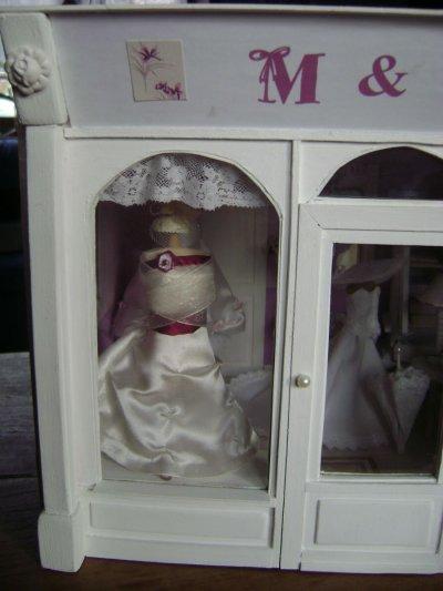 Boutique de robes de mariée: suite