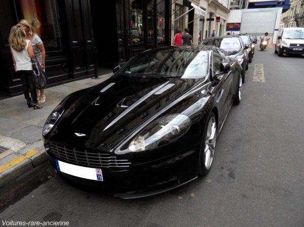 aston martin dbs fin des photo de paris du 31 juillet 2010 blog de le monde automobile. Black Bedroom Furniture Sets. Home Design Ideas