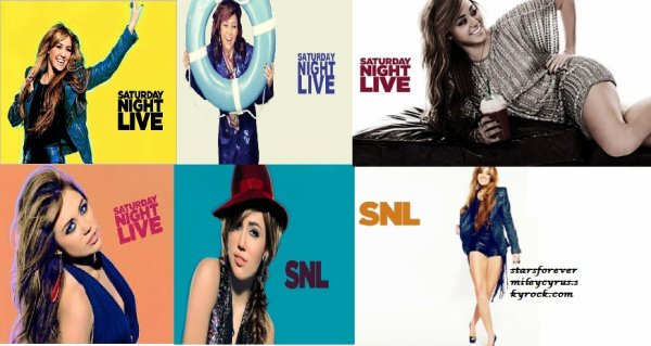 miley cyrus on SLN(montage fait par moi)