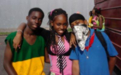 carnaval tala té djii
