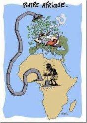 gabon pompe de l'afrique
