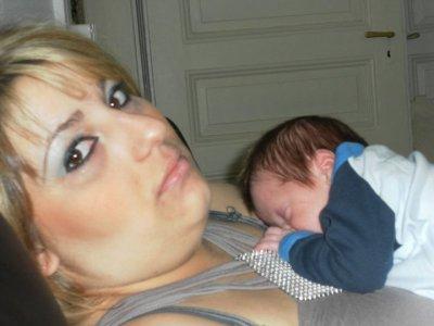 lorenzo et sa mère