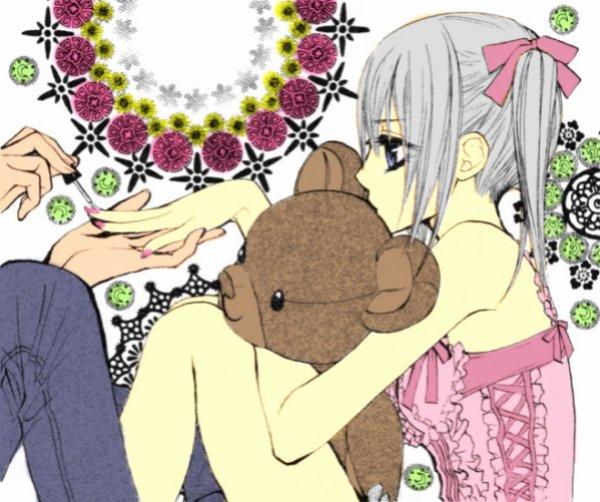 Kuroko a été Taguée !!!