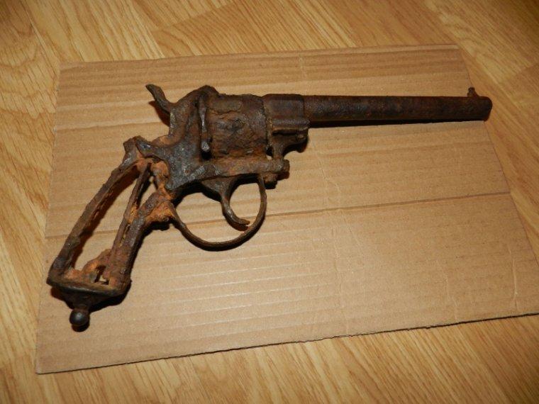 resto du revolver