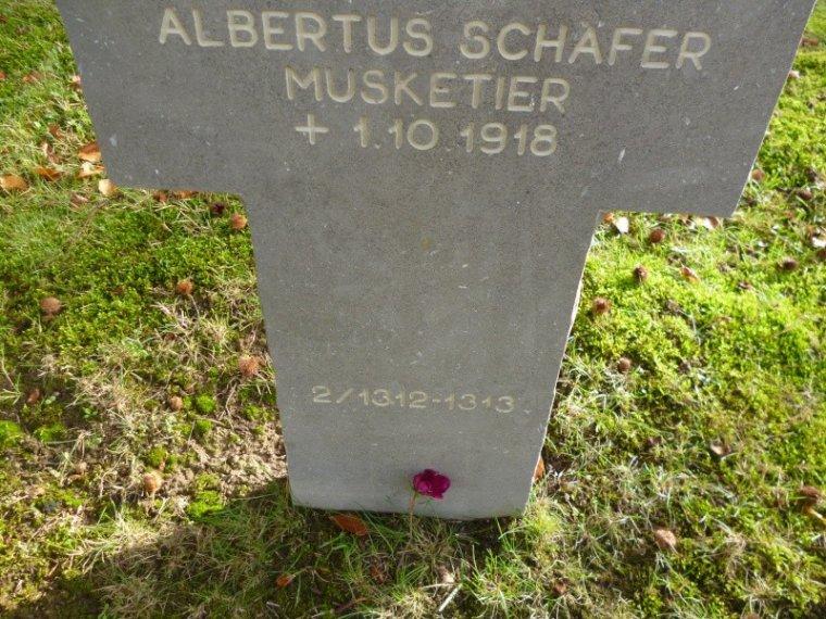 hommage a Albertus Schâfer