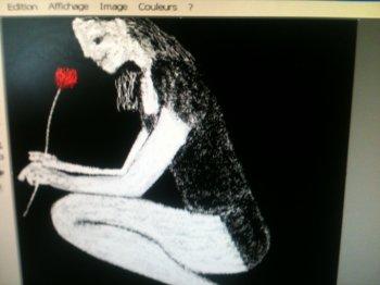 La fleur et toi , etape 6