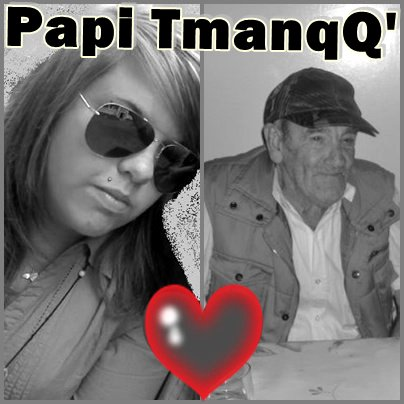 Papy ♥ :'(