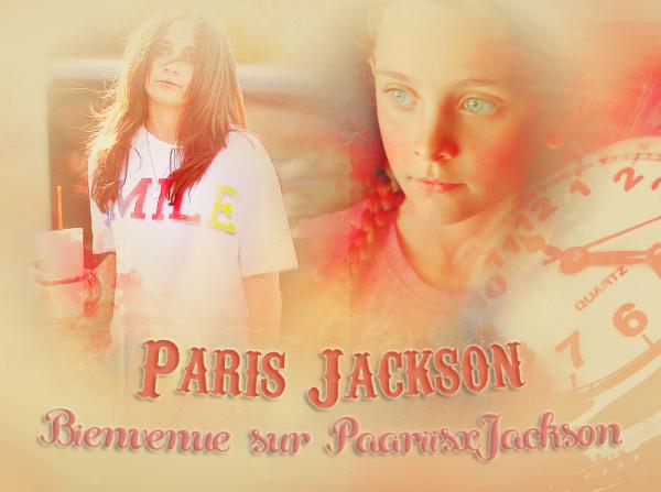 Bienvenue sur PaariisxJackson