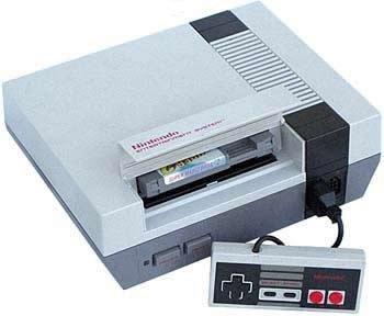 Ma première console Nintendo