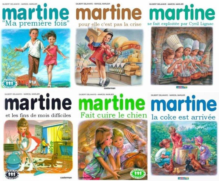 Martine - Bienvenue dans les années 1990