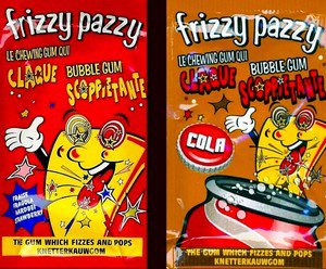 Les Frizzy pazzy