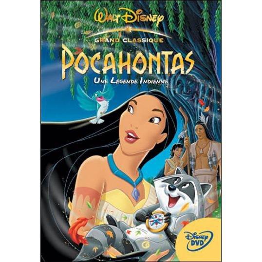 Pocahontas une légende indienne