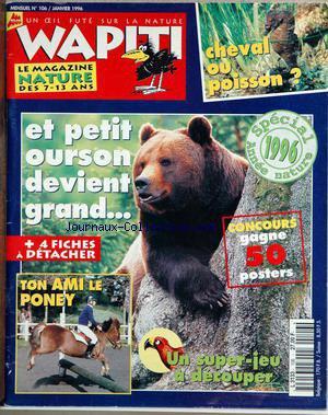Wapiti le magazine