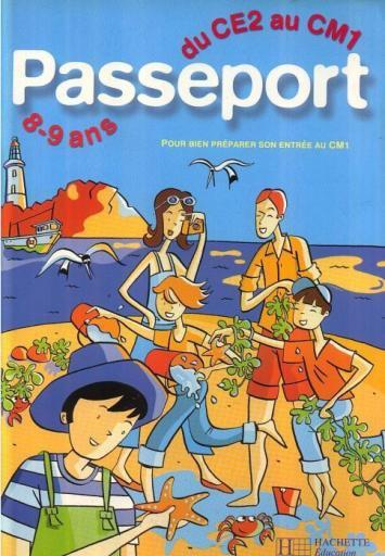 Le cahier de vacances passeport