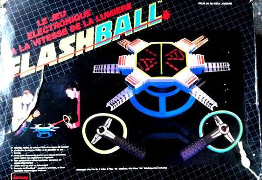 Flash Ball ping pong