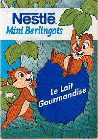 les berlingots minis Nestlé