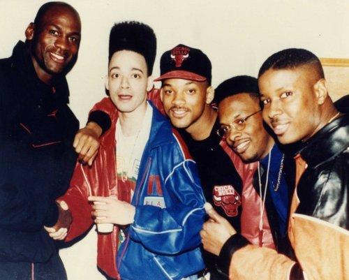 90's en une seule photo