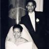 Mariage de Barack et Michelle OBAMA