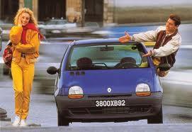 Voiture Renault Twingo 1.2i - 1992 (5 CV)