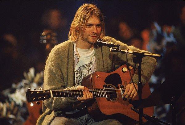 Kurt Cobain décédé le 5 avril 1994