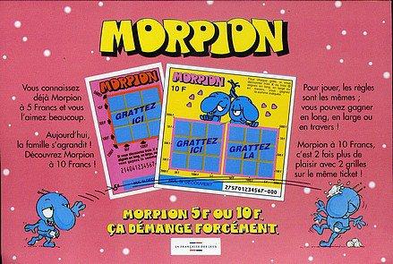 "Création du jeu à gratter ""Morpion"""