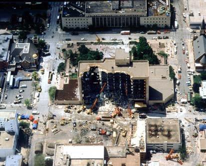 L'attentat d'Oklahoma City
