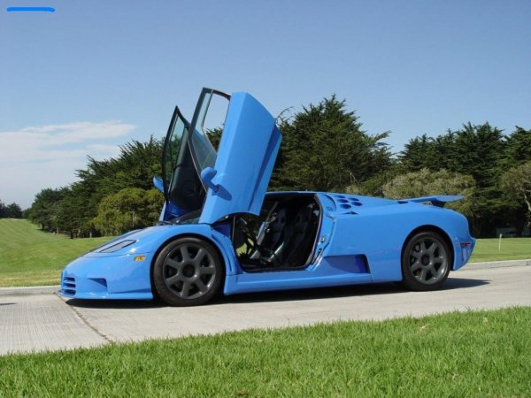 Bugatti fait faillite.