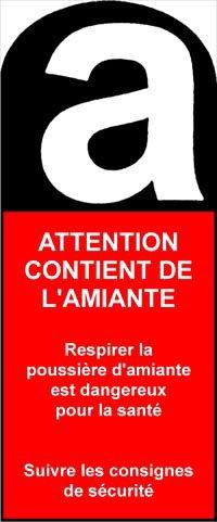 L'amiante sera interdite à partir du 1er janvier 1997.