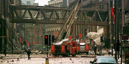 1996 : carnage évité à l'euro