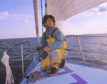 Disparition en mer du navigateur Gerry Roufs.