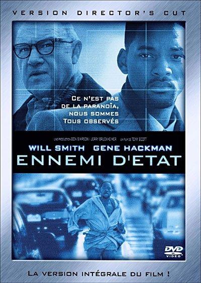 """Sortie en France du film """"Ennemi d'état"""""""