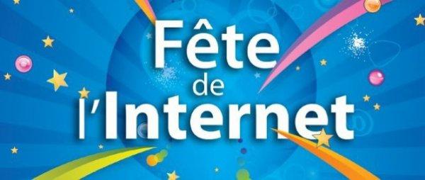 En France, première fête de l'Internet.