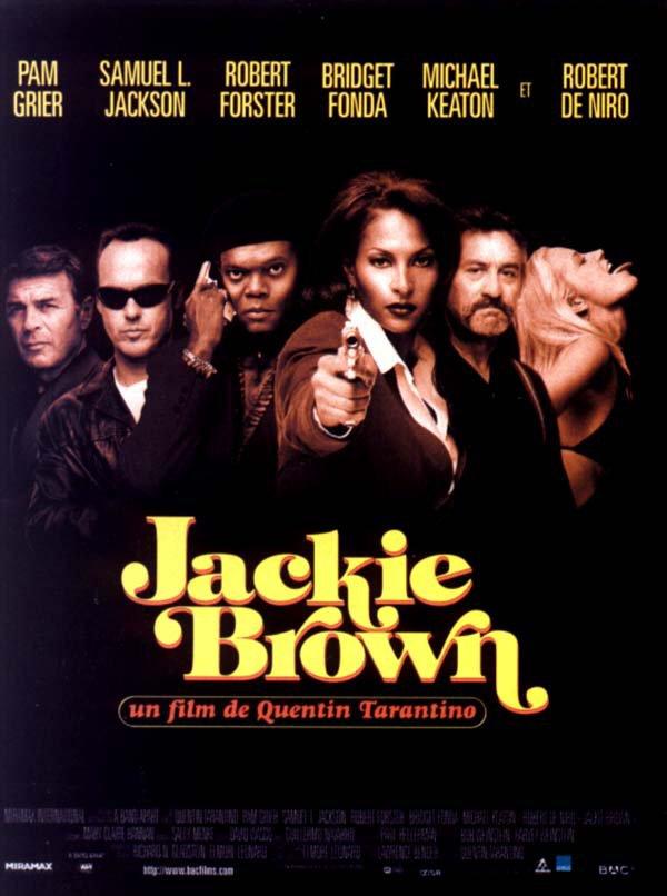 """Sortie en France du film """"Jackie Brown""""."""